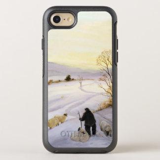Coque OtterBox Symmetry iPhone 8/7 Moutons sur l'arête