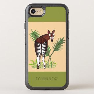 Coque OtterBox Symmetry iPhone 8/7 Okapi