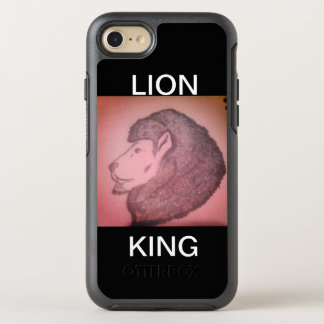 Coque OtterBox Symmetry iPhone 8/7 OTTERBOX IPHONE 8/7 sujet lion king.