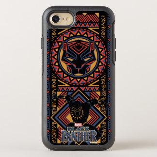 Coque OtterBox Symmetry iPhone 8/7 Panneau de panthère noire de la panthère noire |