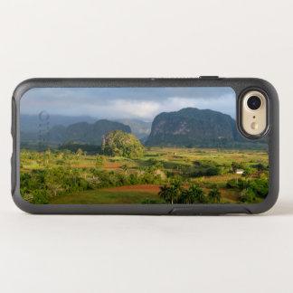 Coque OtterBox Symmetry iPhone 8/7 Paysage panoramique de vallée, Cuba