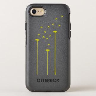 Coque OtterBox Symmetry iPhone 8/7 Pissenlit jaune