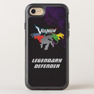 Coque OtterBox Symmetry iPhone 8/7 Remplissage de lions de Voltron |