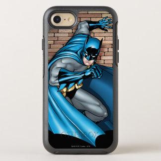 Coque OtterBox Symmetry iPhone 8/7 Scènes de Batman - dans le projecteur