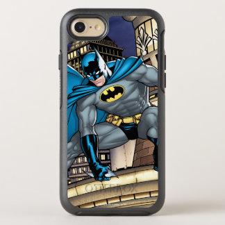 Coque OtterBox Symmetry iPhone 8/7 Scènes de Batman - tour