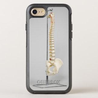 Coque OtterBox Symmetry iPhone 8/7 Squelette de chiropractie