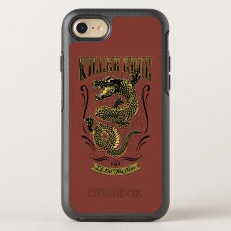 Coque OtterBox Symmetry iPhone 8/7 Tatouage de Croc de tueur du peloton | de suicide