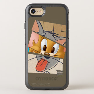 Coque OtterBox Symmetry iPhone 8/7 Tom et Jerry | Tom et Jerry Mashup