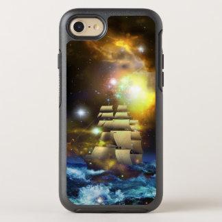 Coque OtterBox Symmetry iPhone 8/7 Univers de bateau de voile