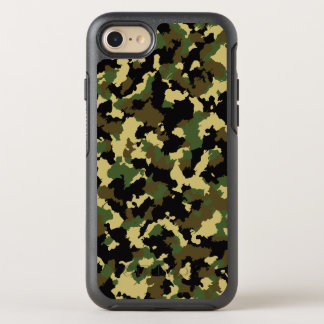 Coque OtterBox Symmetry iPhone 8/7 Vert/Brown Camo