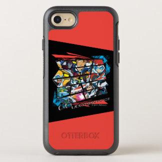 Coque OtterBox Symmetry iPhone 8/7 Voltron | vont force de Voltron