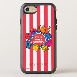 Coque OtterBox Symmetry iPhone 8/7 Vos comptes de vote !