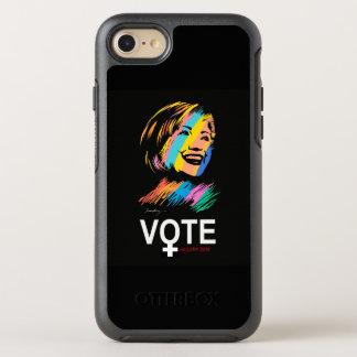 Coque OtterBox Symmetry iPhone 8/7 voteHILLARY2016