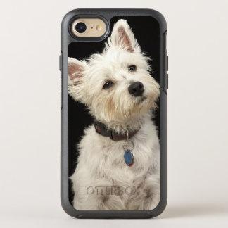 Coque OtterBox Symmetry iPhone 8/7 Westie (terrier des montagnes occidental) avec le