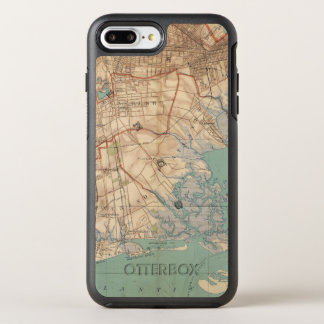 Coque OtterBox Symmetry iPhone 8 Plus/7 Plus Baie et Brooklyn de la Jamaïque
