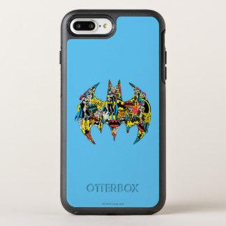 Coque OtterBox Symmetry iPhone 8 Plus/7 Plus Batgirl - meurtrier