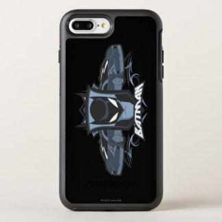 Coque OtterBox Symmetry iPhone 8 Plus/7 Plus Batman avec Batmobiles