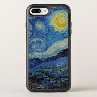 Coque OtterBox Symmetry iPhone 8 Plus/7 Plus Beaux-arts de GalleryHD de nuit étoilée de Vincent