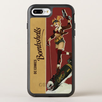 Coque OtterBox Symmetry iPhone 8 Plus/7 Plus Bombes de Harley Quinn de pin-up