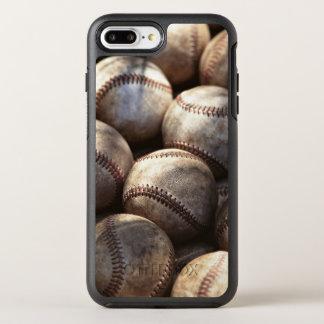 Coque OtterBox Symmetry iPhone 8 Plus/7 Plus Boule de base-ball