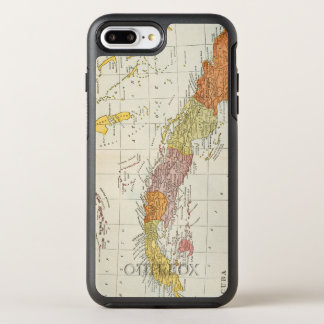 Coque OtterBox Symmetry iPhone 8 Plus/7 Plus CARTE : Le CUBA, 1900