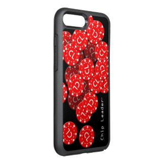Coque OtterBox Symmetry iPhone 8 Plus/7 Plus Cas de téléphone de Leader® de puce
