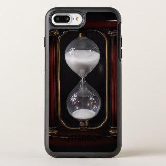 Coque OtterBox Symmetry iPhone 8 Plus/7 Plus Cas vintage classique de téléphone du sablier |