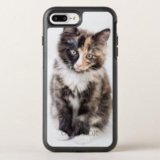 Coque OtterBox Symmetry iPhone 8 Plus/7 Plus Chaton adorable de calicot