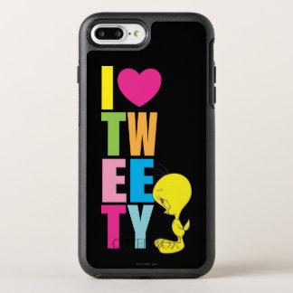 Coque OtterBox Symmetry iPhone 8 Plus/7 Plus Coeur Tweety de Tweety I