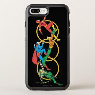 Coque OtterBox Symmetry iPhone 8 Plus/7 Plus Collection superbe 11 de Powers™