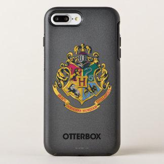 Coque OtterBox Symmetry iPhone 8 Plus/7 Plus Crête de Harry Potter   Hogwarts - polychrome