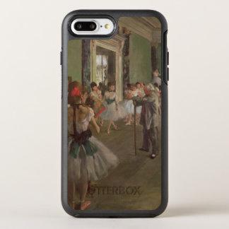 Coque OtterBox Symmetry iPhone 8 Plus/7 Plus Edgar Degas | la classe de danse, c.1873-76