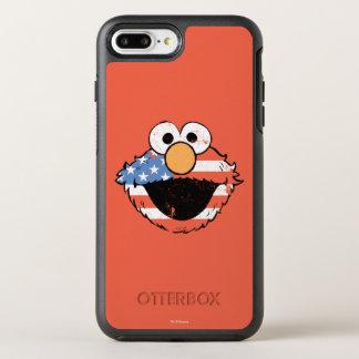 Coque OtterBox Symmetry iPhone 8 Plus/7 Plus Elmo patriote - affligé
