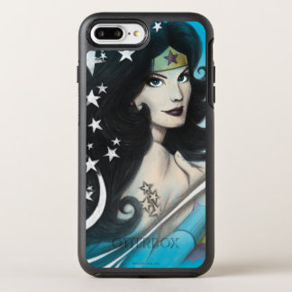 Coque OtterBox Symmetry iPhone 8 Plus/7 Plus Femme et étoiles de merveille