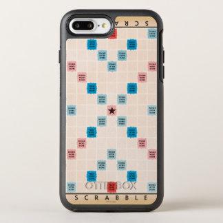 Coque OtterBox Symmetry iPhone 8 Plus/7 Plus Grattez Gameboard vintage