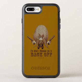 Coque OtterBox Symmetry iPhone 8 Plus/7 Plus I moustache vous à dégager
