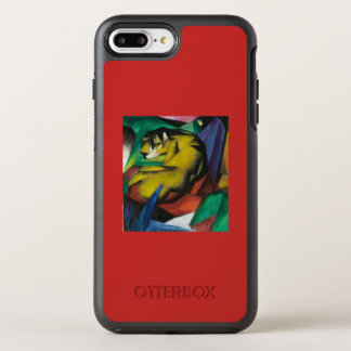 Coque OtterBox Symmetry iPhone 8 Plus/7 Plus iPhone d'OtterBox Apple 8 Plus/7 plus Franz Marc