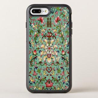 Coque OtterBox Symmetry iPhone 8 Plus/7 Plus iPhone X/8/7 de motif de Chinois plus le cas