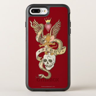 Coque OtterBox Symmetry iPhone 8 Plus/7 Plus Jerry a tordu le tatouage 2