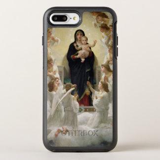 Coque OtterBox Symmetry iPhone 8 Plus/7 Plus La Vierge avec Angels, 1900