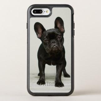 Coque OtterBox Symmetry iPhone 8 Plus/7 Plus Le chiot le plus mignon de bouledogue français