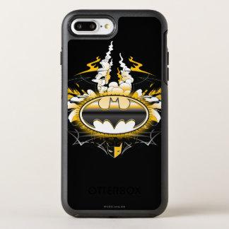 Coque OtterBox Symmetry iPhone 8 Plus/7 Plus Logo de Batman avec des voitures