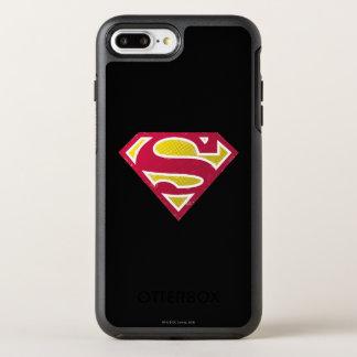 Coque OtterBox Symmetry iPhone 8 Plus/7 Plus Logo de points affligé par | de S-Bouclier de