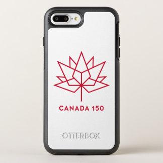 Coque OtterBox Symmetry iPhone 8 Plus/7 Plus Logo du Canada 150