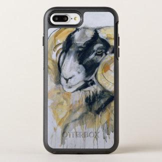 Coque OtterBox Symmetry iPhone 8 Plus/7 Plus Longs moutons de klaxon