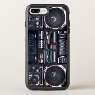 Coque OtterBox Symmetry iPhone 8 Plus/7 Plus Loutre de Boombox d'iPhone d'Apple