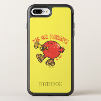 Coque OtterBox Symmetry iPhone 8 Plus/7 Plus M. Noisy Tooting His Horn