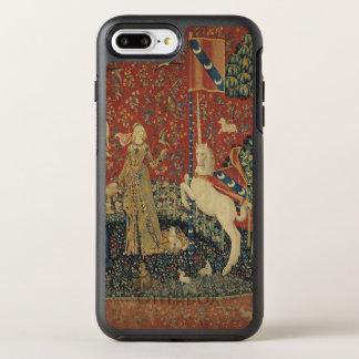 Coque OtterBox Symmetry iPhone 8 Plus/7 Plus Madame et la licorne : 'Taste