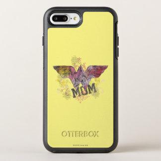 Coque OtterBox Symmetry iPhone 8 Plus/7 Plus Médias mélangés de maman de merveille