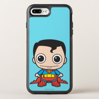 Coque OtterBox Symmetry iPhone 8 Plus/7 Plus Mini Superman